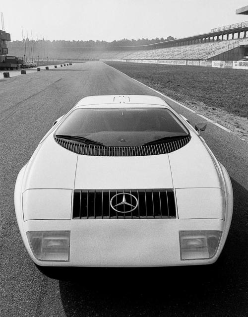 1969 Mercedes Benz C 111 1